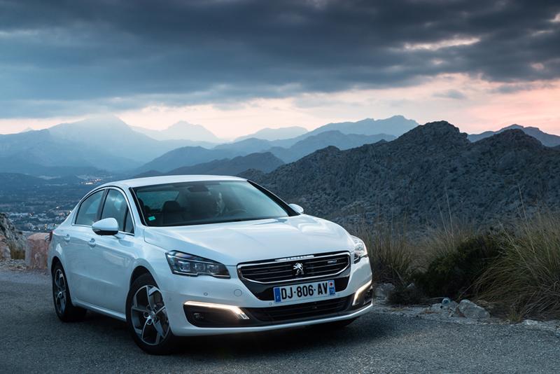 Foto Exteriores (102) Peugeot 508 Berlina 2014