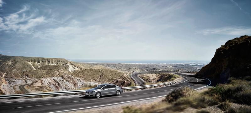 Foto Exteriores Peugeot 508 Berlina 2014