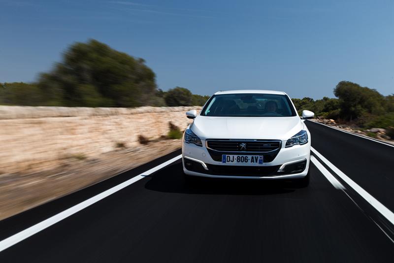 Foto Exteriores (68) Peugeot 508 Berlina 2014