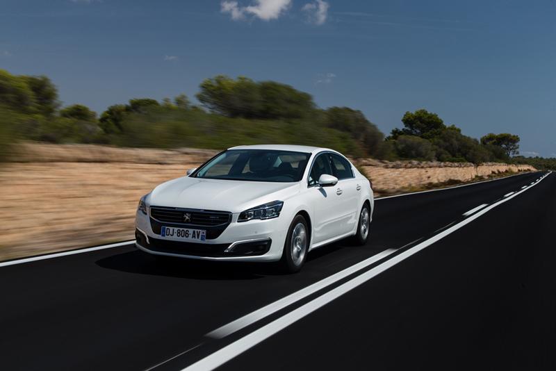 Foto Exteriores (69) Peugeot 508 Berlina 2014