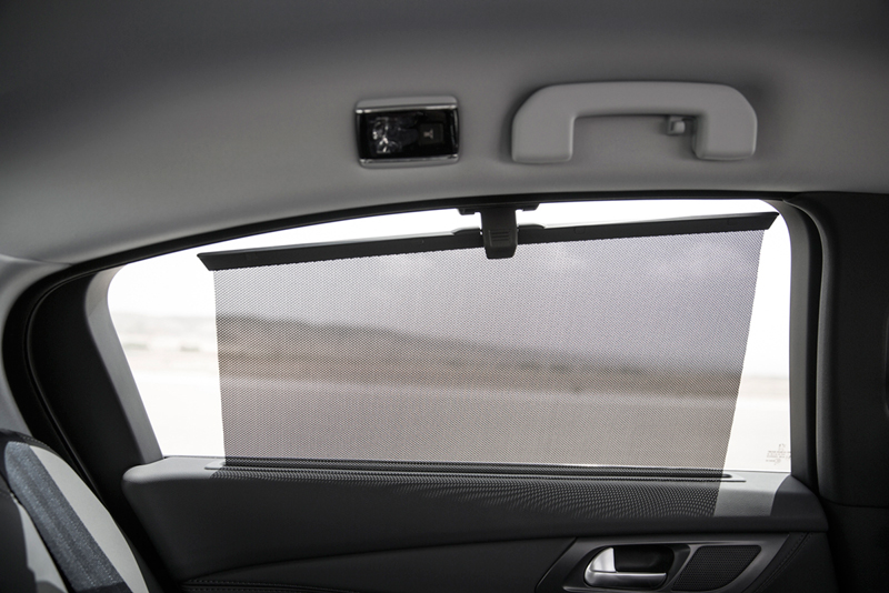 Foto Interiores Peugeot 508 Berlina 2014