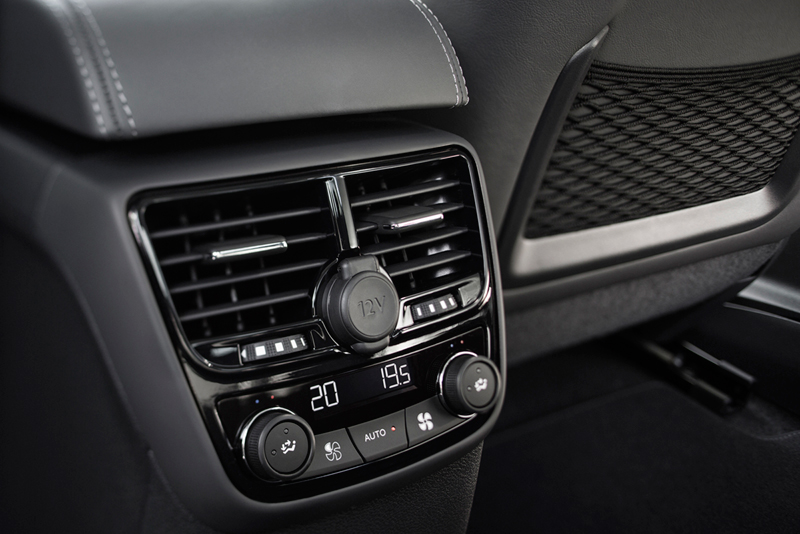 Foto Interiores (18) Peugeot 508 Berlina 2014