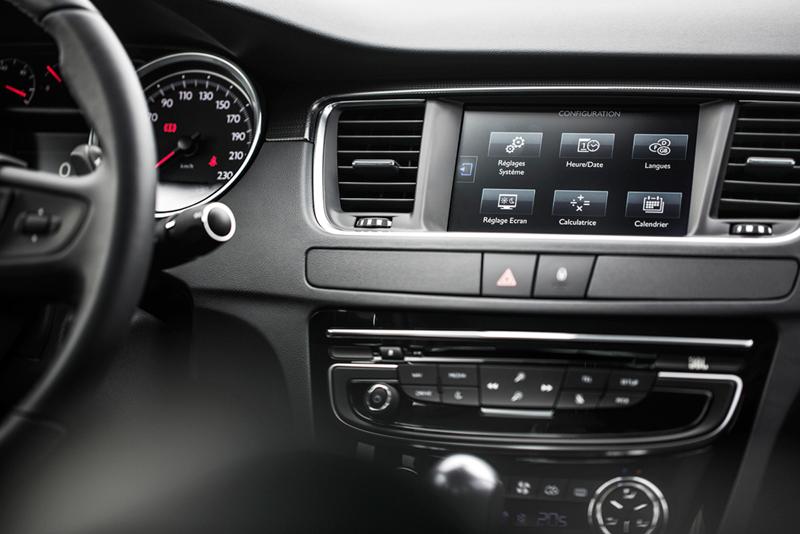 Foto Interiores (4) Peugeot 508 Berlina 2014