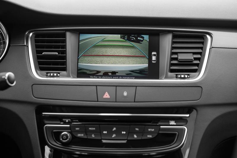 Foto Interiores (5) Peugeot 508 Berlina 2014