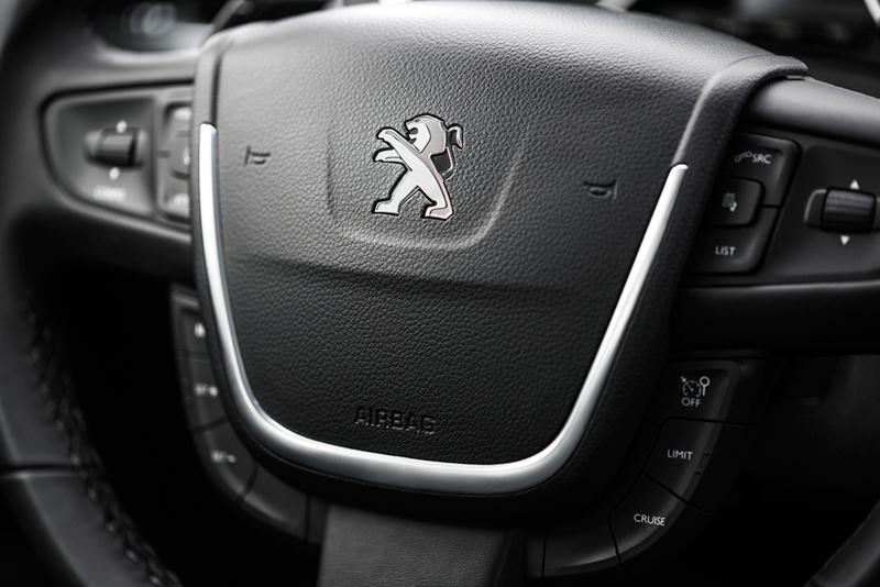 Foto Interiores (7) Peugeot 508 Berlina 2014