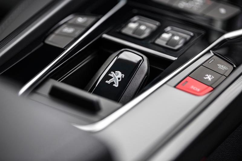 Foto Interiores (9) Peugeot 508 Berlina 2014