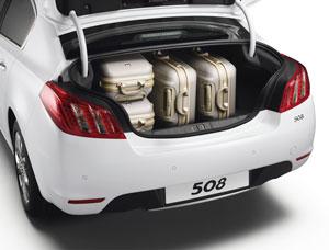 Foto Detalles Peugeot 508 Sedan 2010