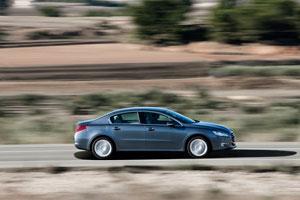 Foto Exteriores (7) Peugeot 508 Sedan 2010