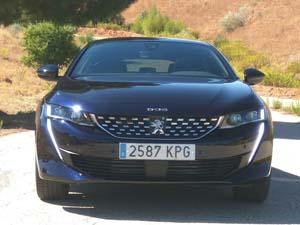 Foto Exteriores (8) Peugeot 508 Sedan 2018