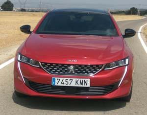 Foto Exteriores (9) Peugeot 508 Sedan 2018