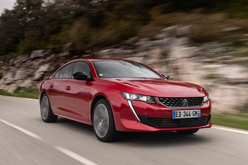 Peugeot 508 2018, prueba a fondo