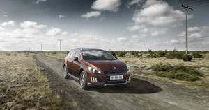 Foto Exteriores (11) Peugeot 508-rxh Familiar 2011