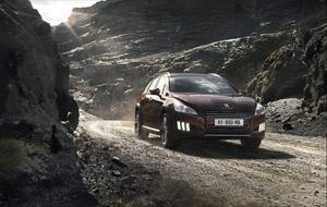 Foto Exteriores (5) Peugeot 508-rxh Familiar 2011