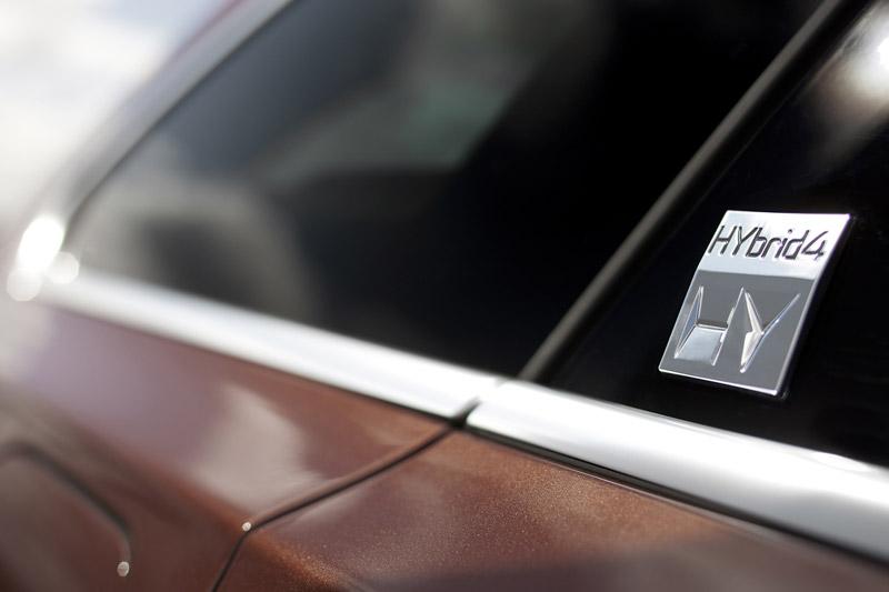 Foto Detalles (6) Peugeot 508-rxh Familiar 2011