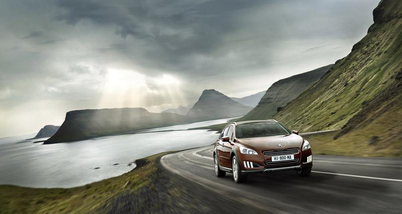 Foto Exteriores (10) Peugeot 508-rxh Familiar 2011