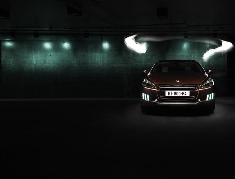 Foto Exteriores (13) Peugeot 508-rxh Familiar 2011