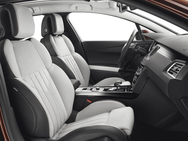 Foto Interiores (2) Peugeot 508-rxh Familiar 2011