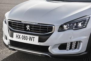 Foto Detalles (11) Peugeot 508-rxh Familiar 2014