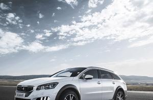 Foto Exteriores (1) Peugeot 508-rxh Familiar 2014