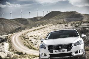 Foto Exteriores (8) Peugeot 508-rxh Familiar 2014