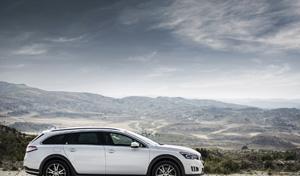 Foto Exteriores (9) Peugeot 508-rxh Familiar 2014
