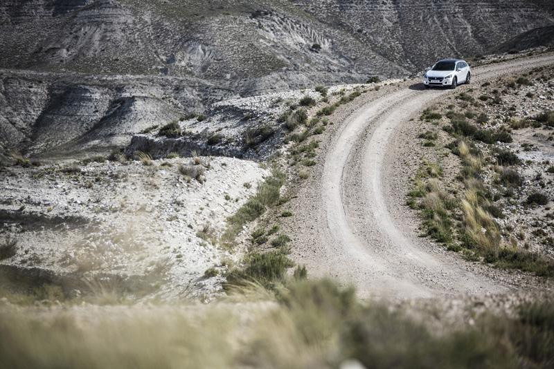 Foto Exteriores Peugeot 508 Rxh Familiar 2014