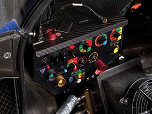 Foto Interiores (1) Peugeot 908-hdi-fap Prototipo 2008