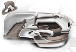 Foto Peugeot bb1 electrico Peugeot Bb1 Concept 2009