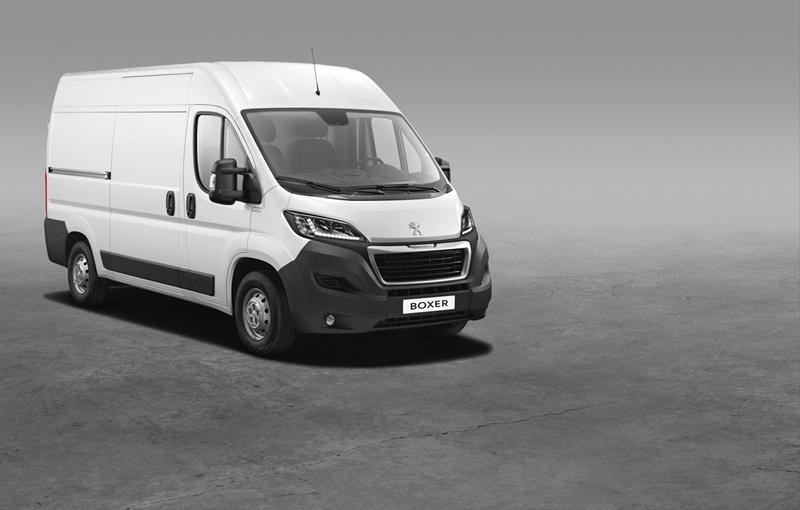Peugeot Boxer 2014. Nueva furgoneta