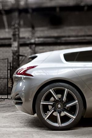 Foto Detalles (2) Peugeot Hx1 Concept 2011