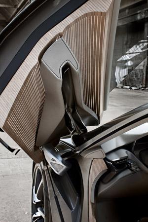 Foto Detalles (4) Peugeot Hx1 Concept 2011