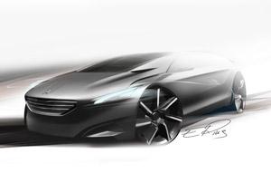 Foto Diseño (3) Peugeot Hx1 Concept 2011