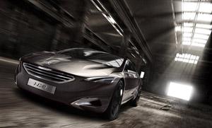 Foto Exteriores  (10) Peugeot Hx1 Concept 2011