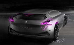 Foto Exteriores  (13) Peugeot Hx1 Concept 2011