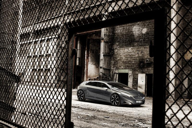 Foto Exteriores Peugeot Hx1 Concept 2011