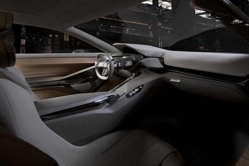 Foto Interiores Peugeot Hx1 Concept 2011