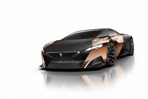Peugeot Onyx en el Sal�n de Par�s 2012