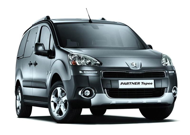 Foto Delantera Peugeot Partner Office Vehiculo Comercial 2014