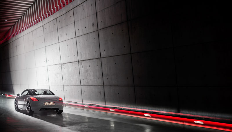 Foto Exteriores Peugeot Rcz Cupe 2013