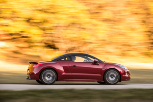 Foto Lateral Peugeot Rcz-r Cupe 2013