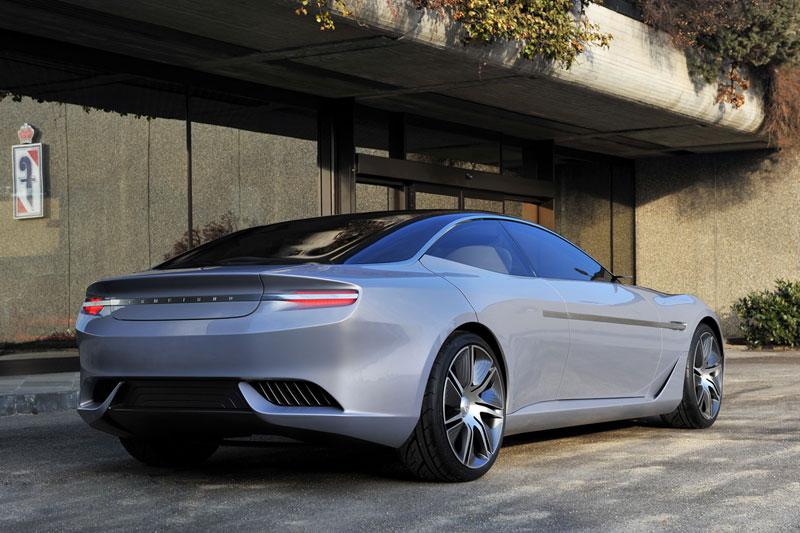 Foto Exteriores (10) Pininfarina Cambiano Concept 2012