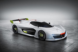 Foto Exteriores (5) Pininfarina Pininfarina-h2-speed Prototipo 2016