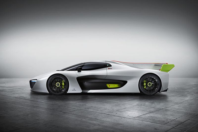 Foto Exteriores (3) Pininfarina Pininfarina-h2-speed Prototipo 2016