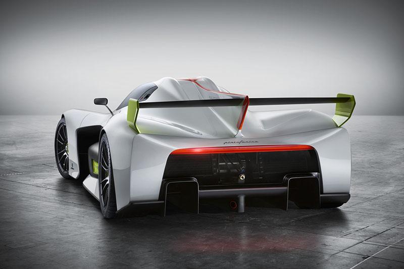 Pininfarina concept hidrógeno Ginebra 2016