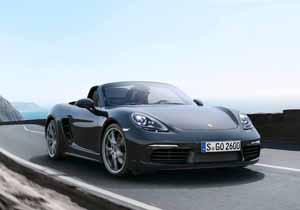 Foto Delantera Porsche 718-boxster Descapotable 2016