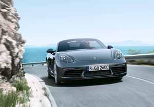 Foto Exteriores (2) Porsche 718-boxster Descapotable 2016