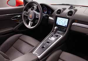 Foto Interiores (2) Porsche 718-boxster Descapotable 2016