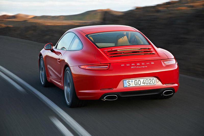 Foto Exteriore Porsche 911 Cupe 2011
