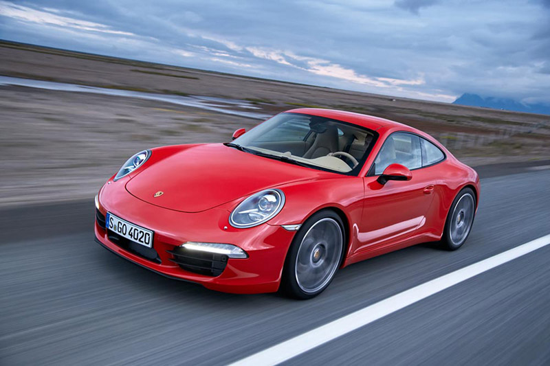 Foto Exteriores Porsche 911 Cupe 2011