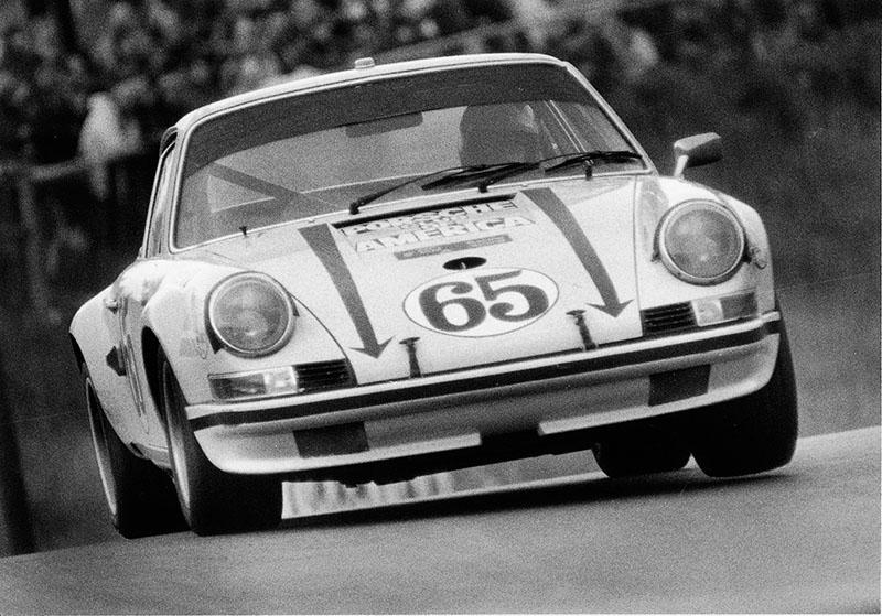 Foto Exteriores Porsche 911 25 St Cupe 1971